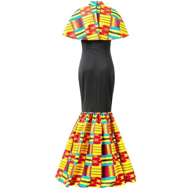 wax print african traditional clothing