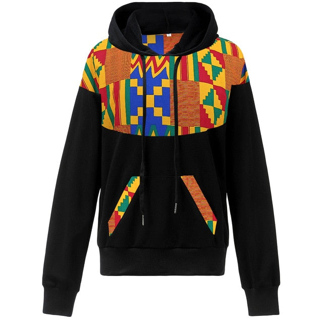 african Hoodies couples clothes