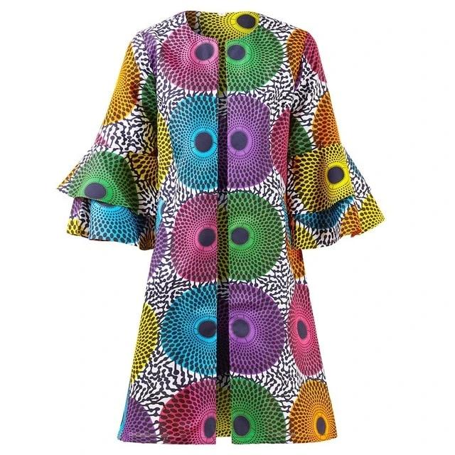 african Fashion jacket ankara