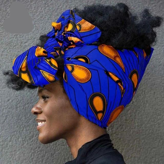 African Headscarf for Women