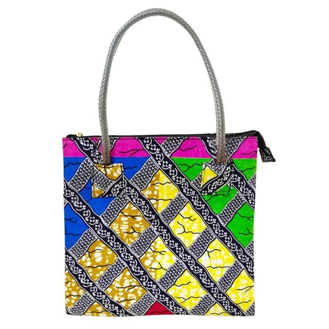 African Print Bag  High Quality