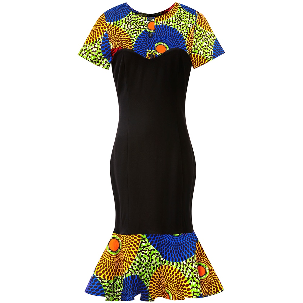 Africa Dress (Slim Fit)