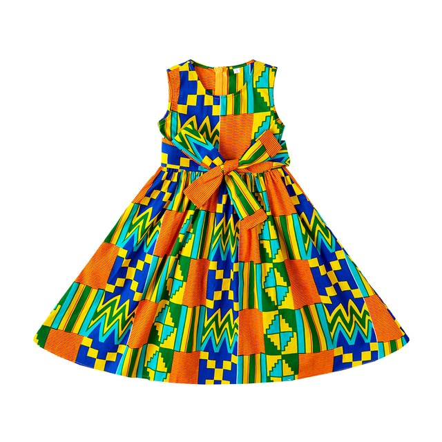 African Clothes for Kids