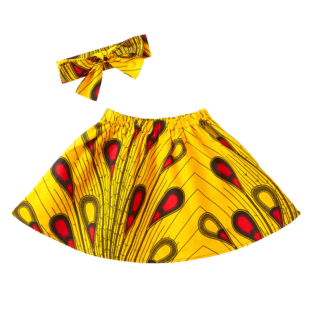African kids Skirt clothes