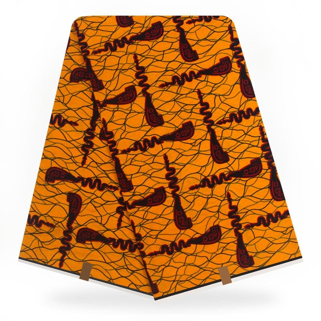 African wax Fabric High Quality