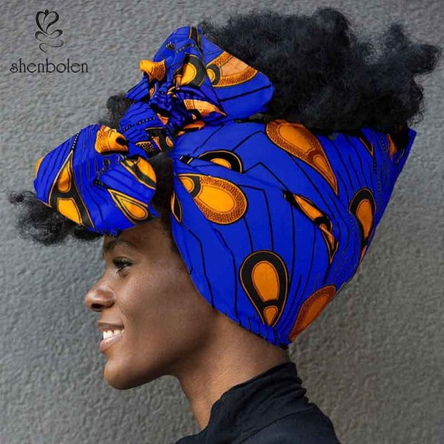 Traditional Headtie Scarf