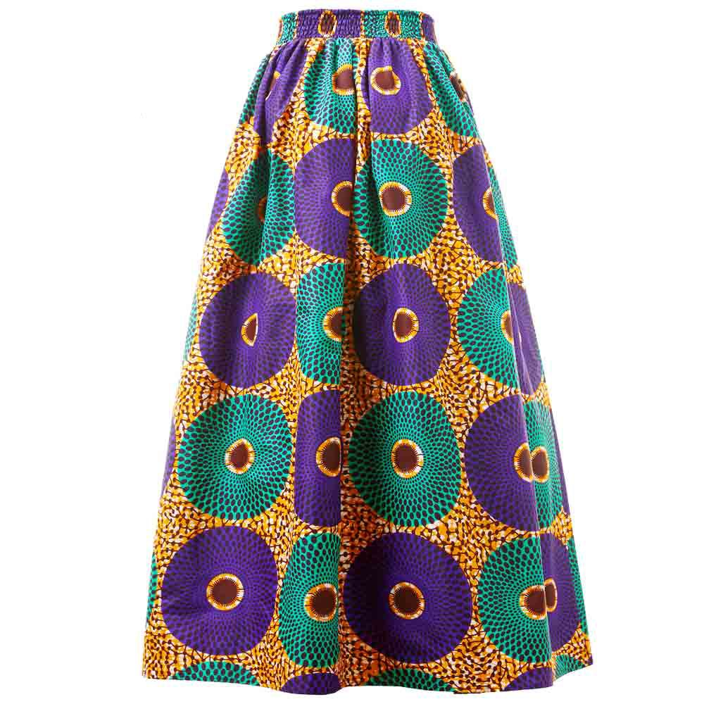 african skirt for women ankara
