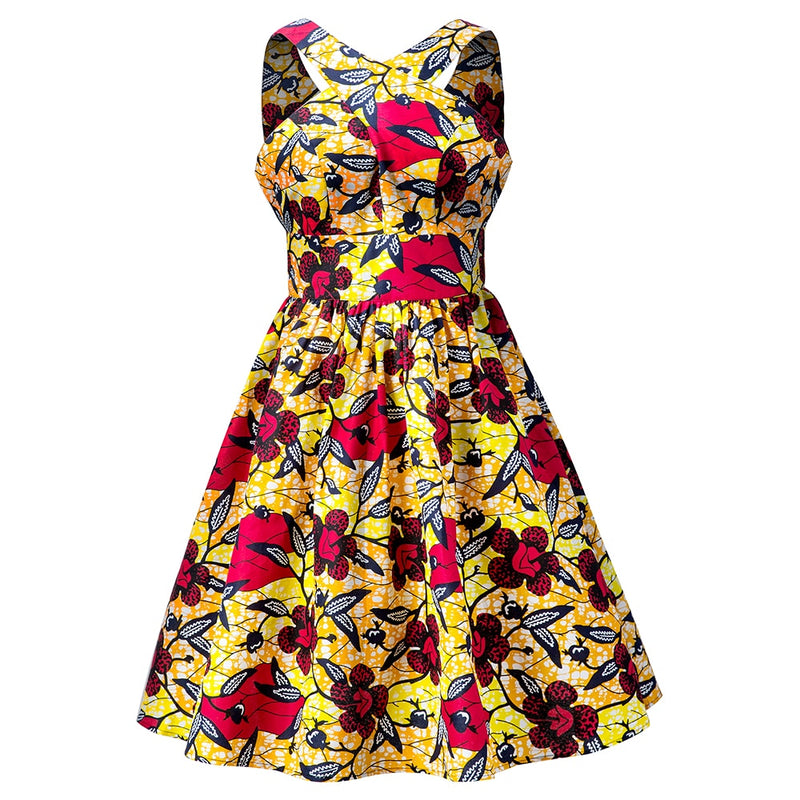Ankara dresses sexy Halter Dress