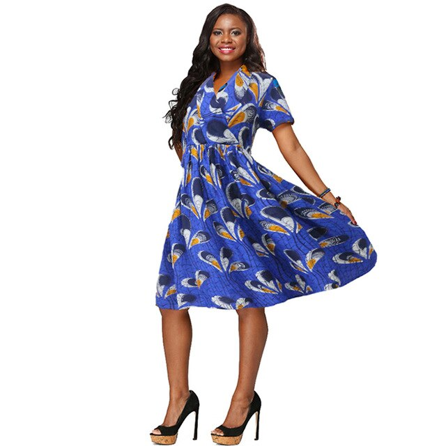 african women clothing Wax print