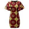 new style ankara dress vetement
