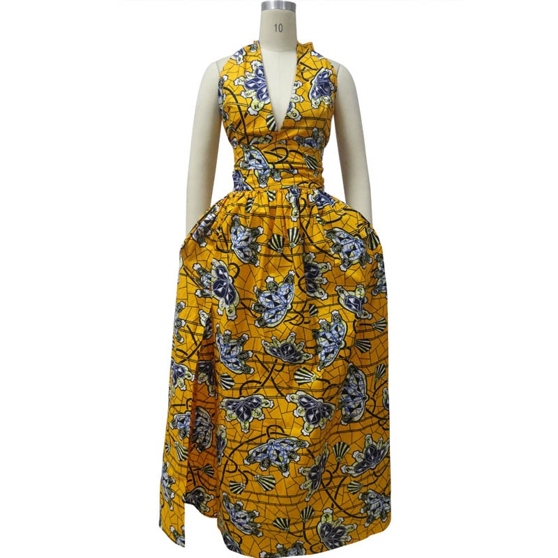linfinity dress Traditional african