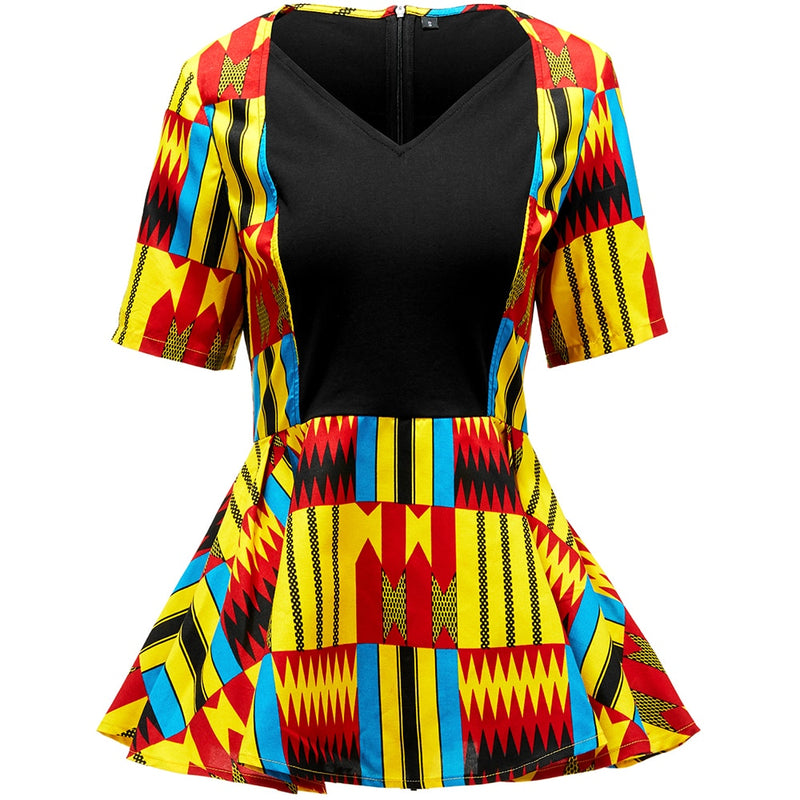 print top african traditional clothing