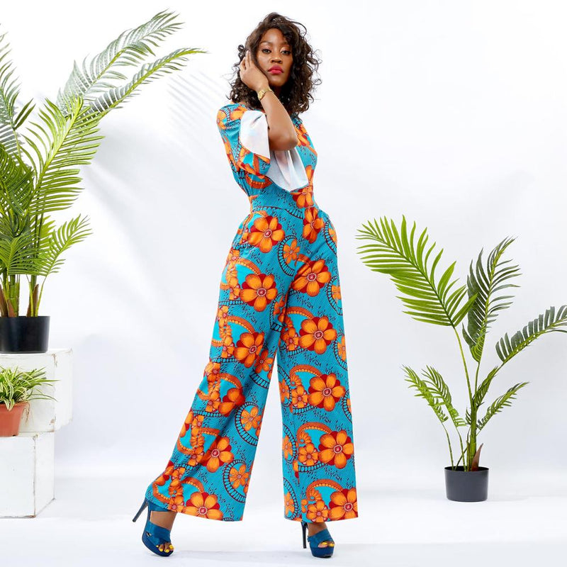 African Clothes for women jumpsuit
