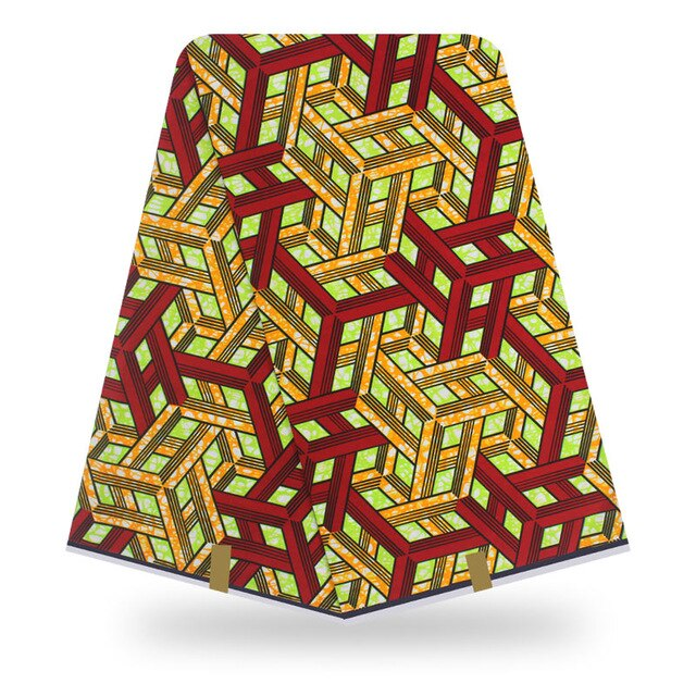 African super wax print Fabric