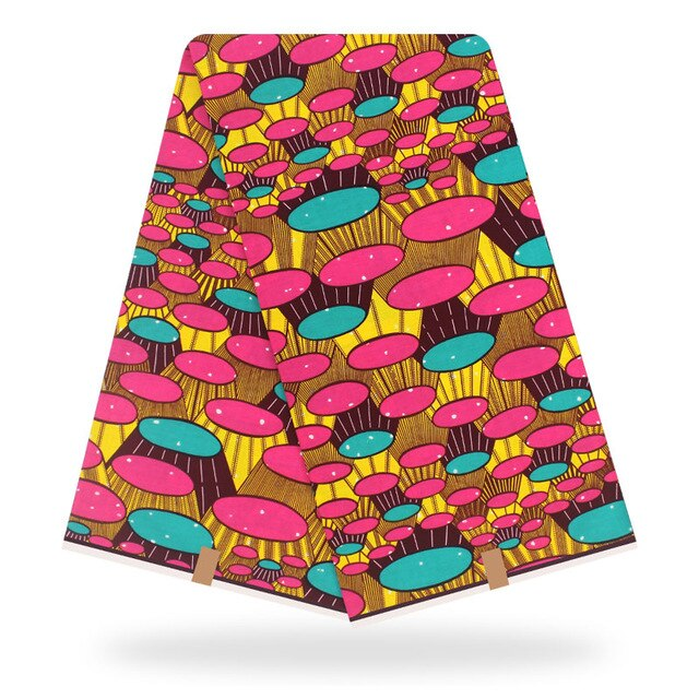 Cotton Material Ankara Fabric