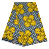 African Golden Wax Print Fabric