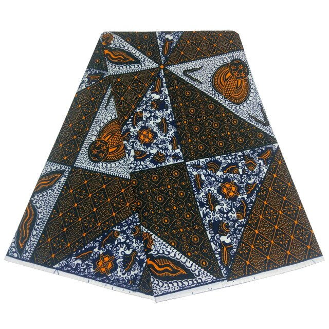 High Quality African Prints Fabric
