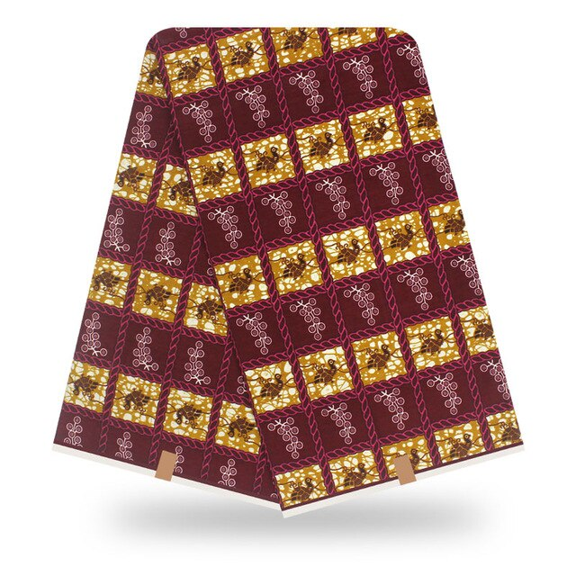 African Fabric for Dress