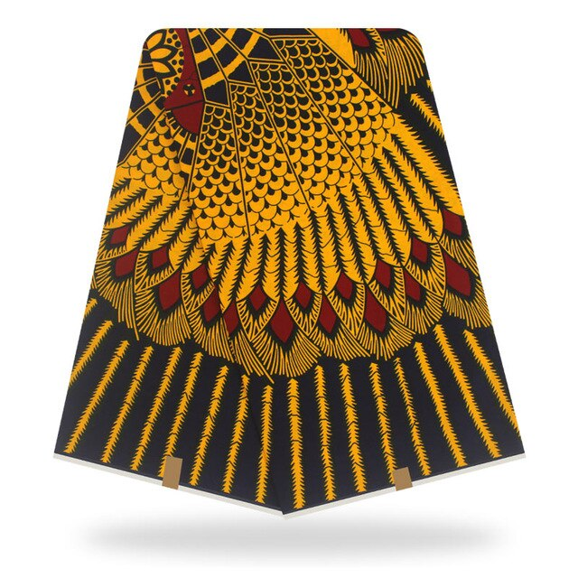 Real Wax Fabric Ankara Print