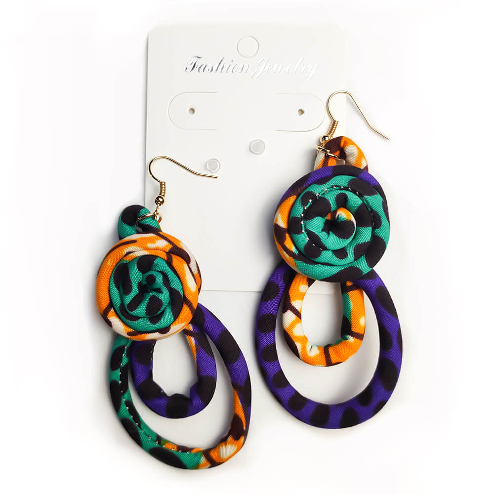 Fashion African Earrings For Women
