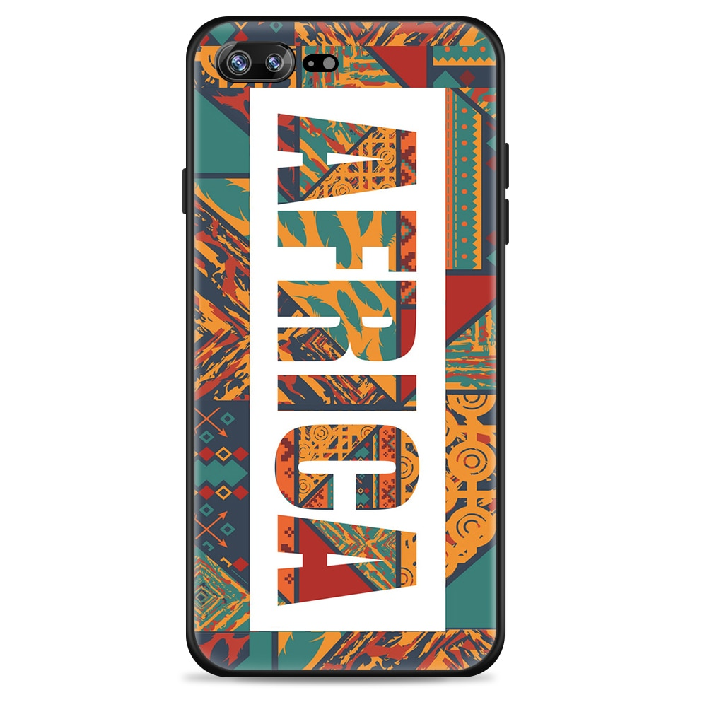 Ankara Print Phone Case
