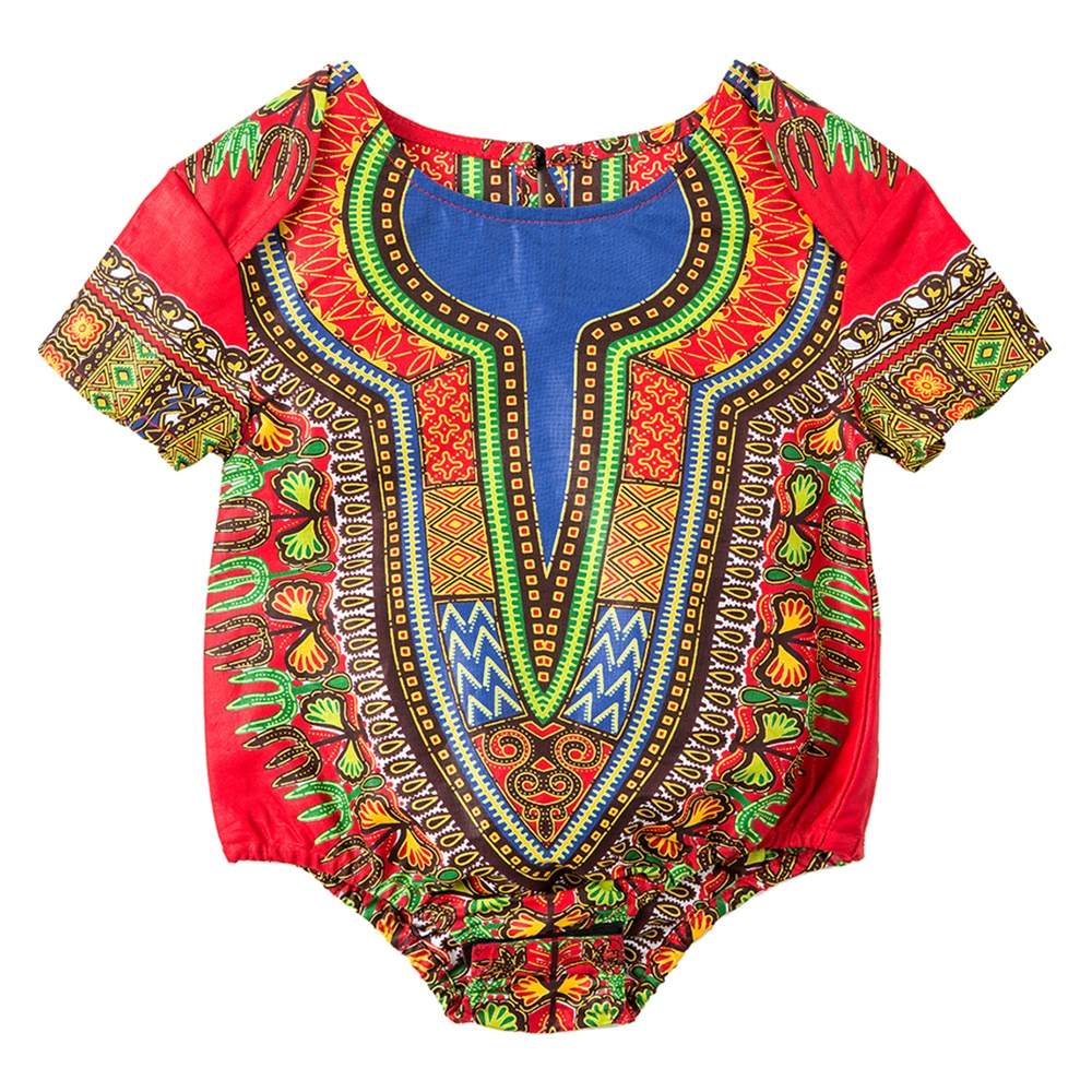 African Jumpsuits for Kids