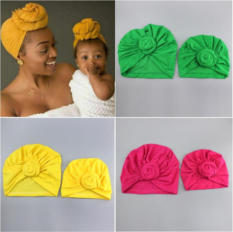 Twinning Turbans ( Mommy, Kids, Baby)
