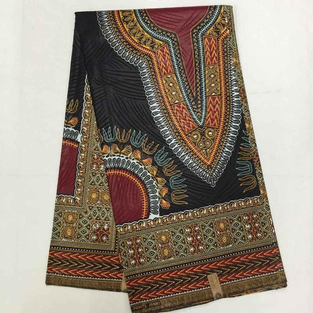 Dashiki Wax Print Clothes