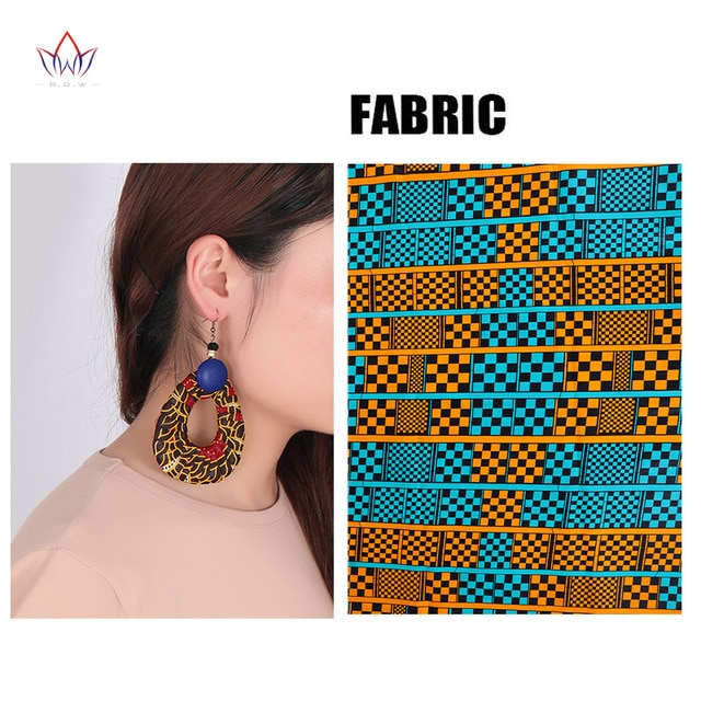 African Handmade Earrings