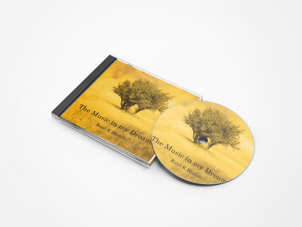 The Music in my Dreams (Physical CD) + FREE Digital Download