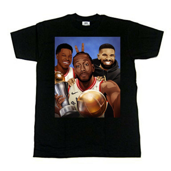 Kings of the North - Toronto Raptors T-Shirt