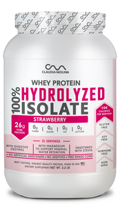 100% HYDROLYZED WHEY PROTEIN ISOLATE FRESA