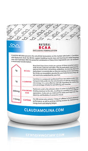 NATURAL BCAA AM (DÍA) SANDÍA