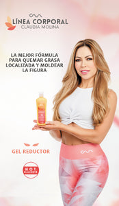GEL REDUCTOR QUEMAGRASA