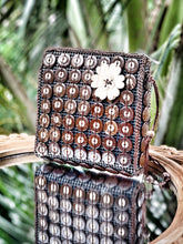 Load image into Gallery viewer, DaisyLife natural coconut shell brown fashion sling bag