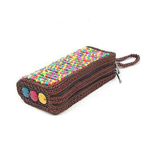 Load image into Gallery viewer, DAISYLIFE Natural and Eco-Friendly Colorful Wooden Bead Clutch for partywear and daily use