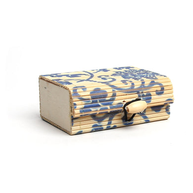 DAISYLIFE Bamboo Printed Design Box for Storage, Utitlity & Gifts - Set of 12