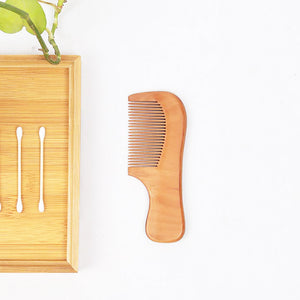 'Munchkin' Wooden Combs, set of 2