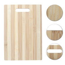 Load image into Gallery viewer, 'Two Good'  bamboo & wood lightweight chopping board