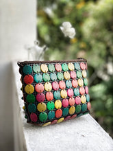 Load image into Gallery viewer, DaisyLife Natural coconut shell multicolor fashion sling bag