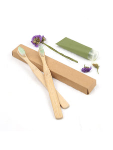 DaisyLife natural bamboo toothbrush