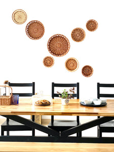 """Constellation Aquila""  Gallery Wall Baskets Set"