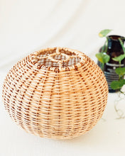 Load image into Gallery viewer, DaisyLife natural wicker lampshade