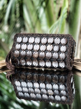 "Load image into Gallery viewer, ""Classic Coco"" Natural coconut shell clutch"