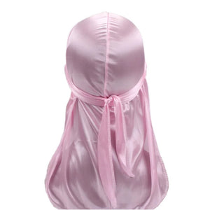 Silk Durag (Light Pink)-duragsbyday-Durags by Day