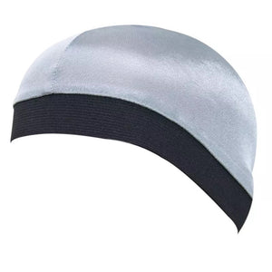 Silk Wave Cap (Silver)