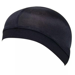 Silk Wave Cap (Black)