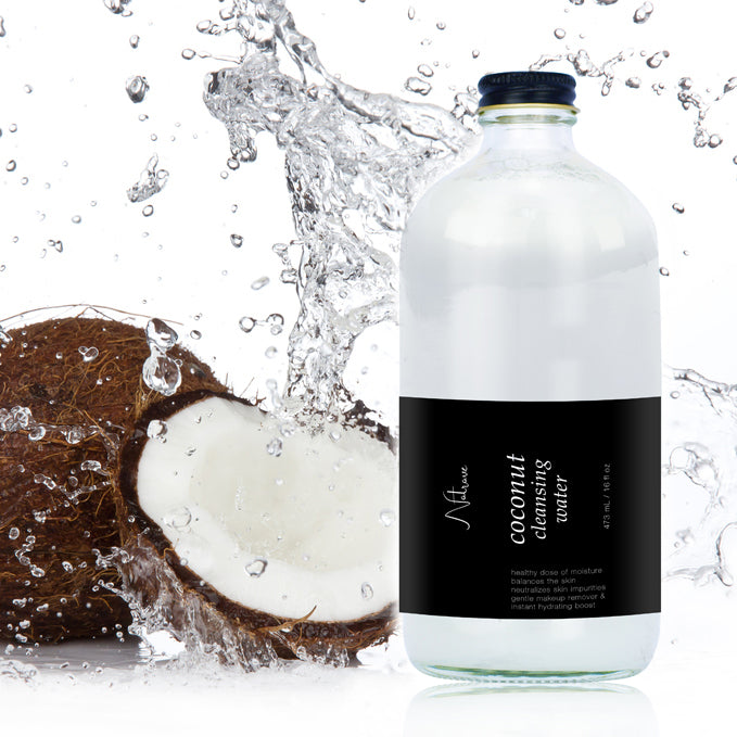 Coconut Cleansing Water