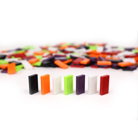 Bulk Dominoes - Halloween Mix