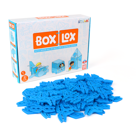 Image of Box Lox - Blue